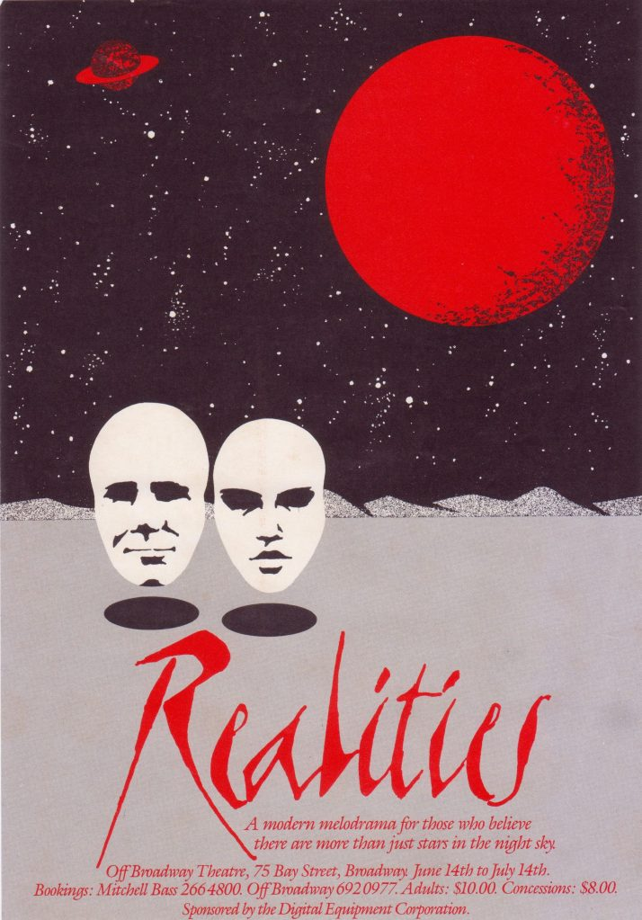 Realities Play Poster