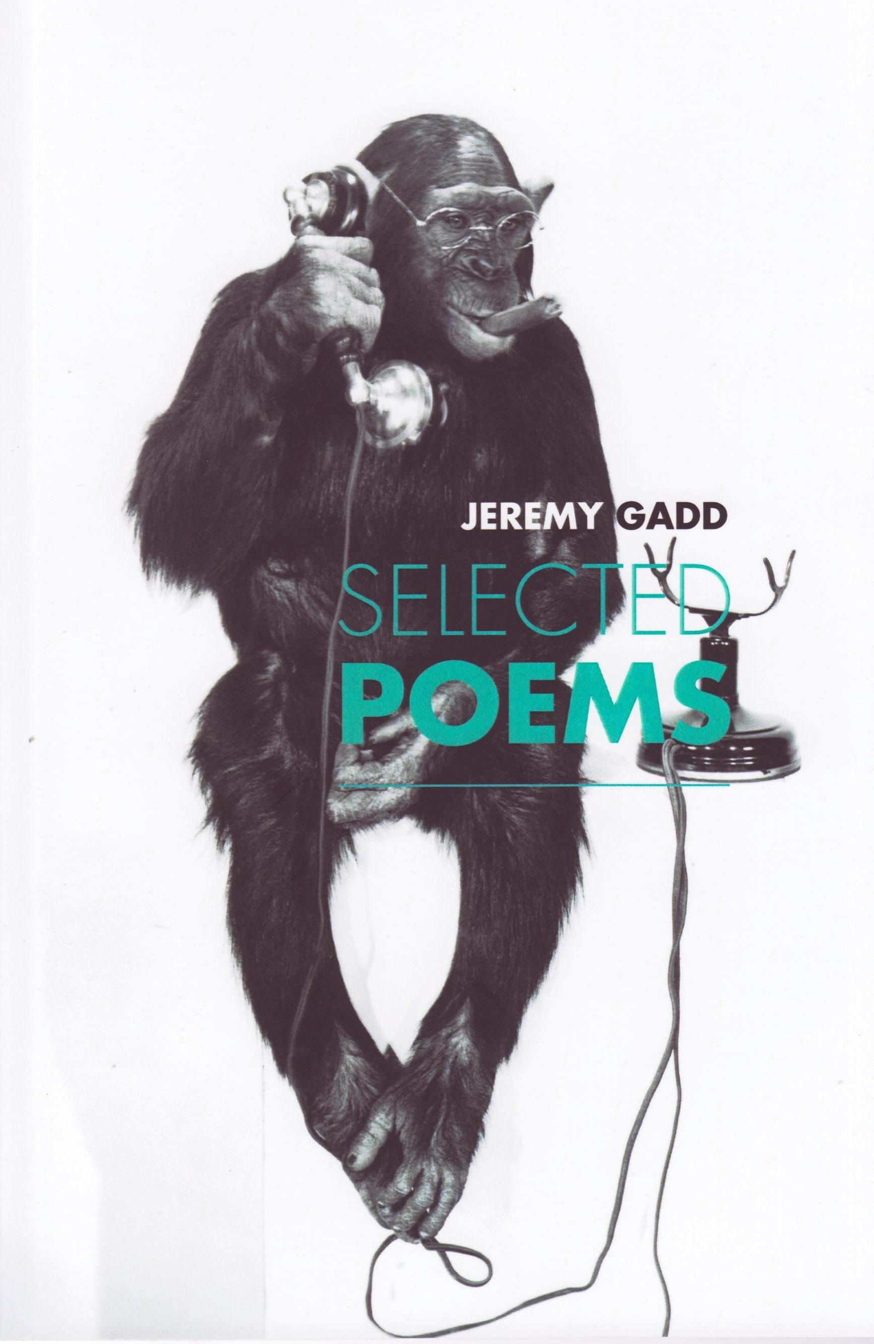 Selected Poems Front Page Image